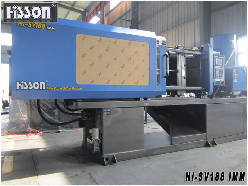 1880kn servo motor injection molding machine for PP cups