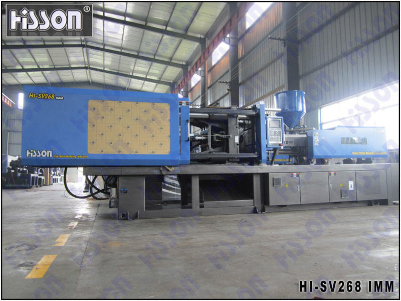2680kn servo motor injection molding machine Chinese injection molding machine supplier