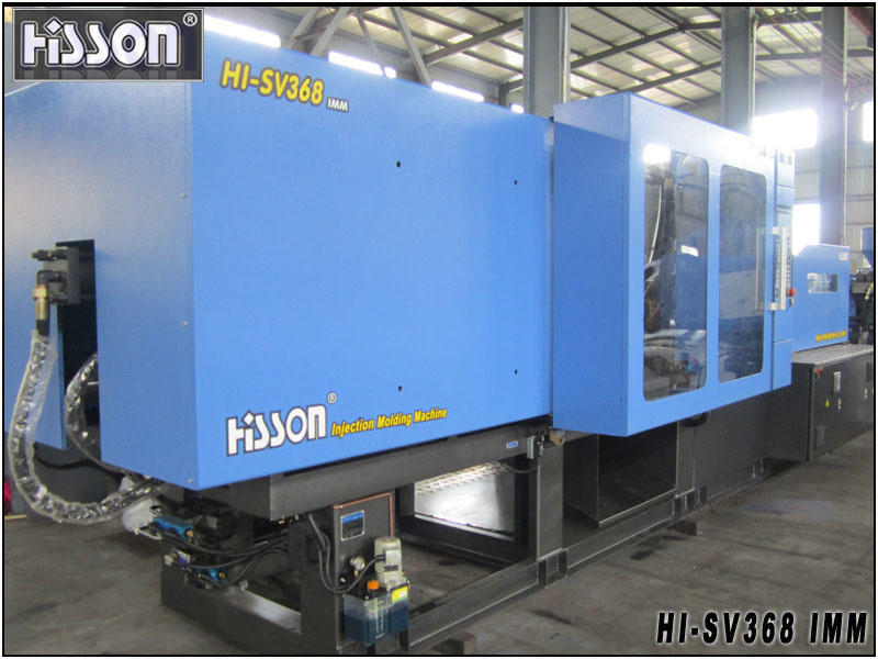 3680kn servo motor injection molding machine for paint bucket