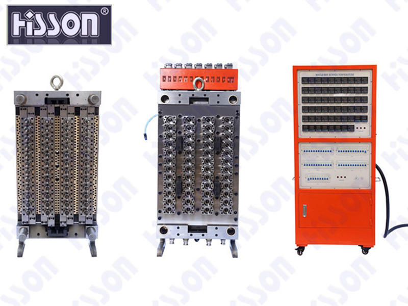 HISSON-15g 48-Cavity PET Preform Mold