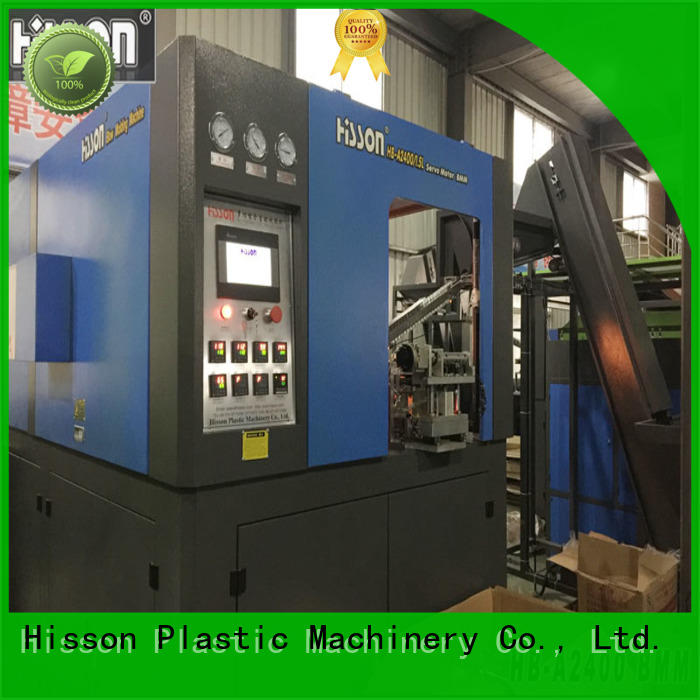 stretch bottle blowing machine china in industrial