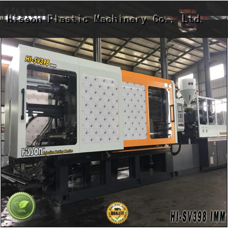 servo injection moulding machine customization bumper Hisson