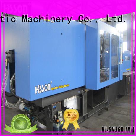 Hisson servo motor injection molding machine price car