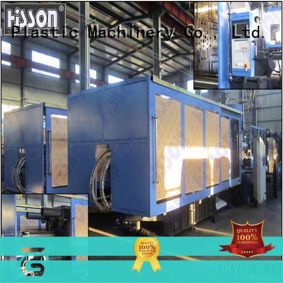 Hisson plastic injection molding machine makers price bumper