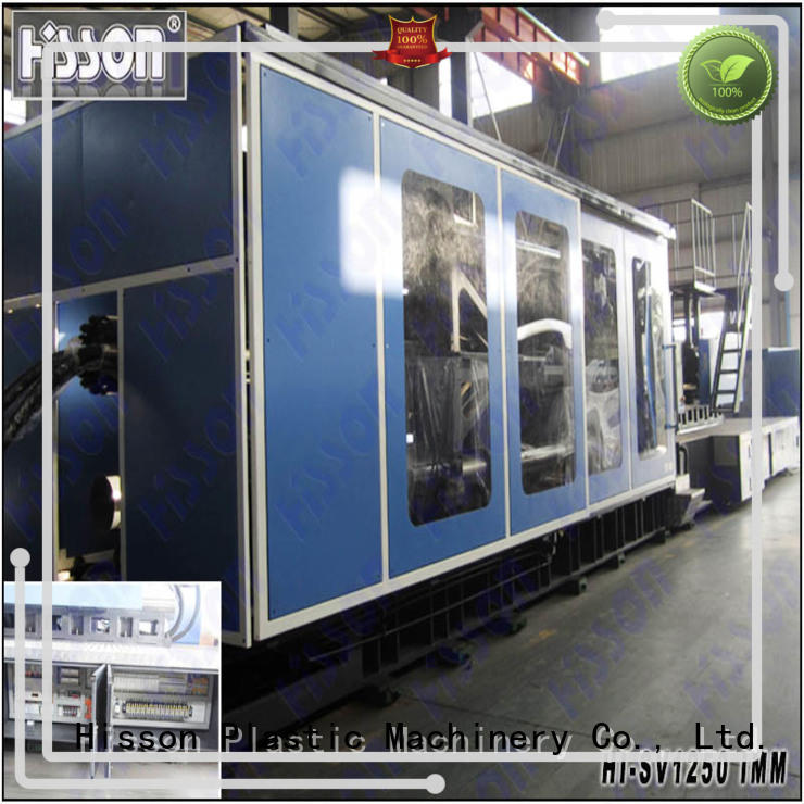 Hisson automatic automatic plastic injection moulding machine china
