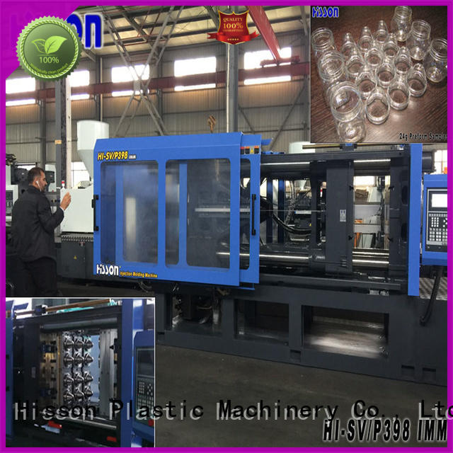 Hisson pet preform machine for sale wide factory