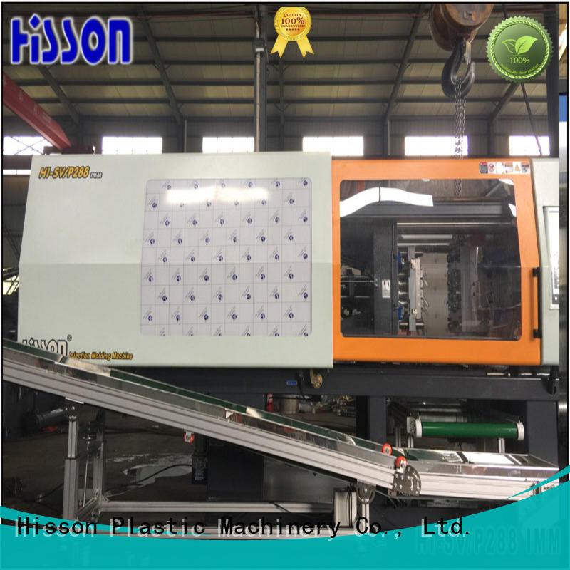 Hisson pet preform machine for sale wide in industrial