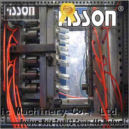 Hisson preform mould design design factory