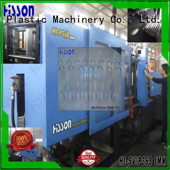 Hisson injection machine supplier factory