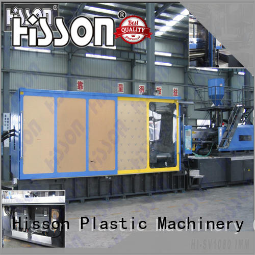 Hisson plastic injection moulding machine manufacturers customization household