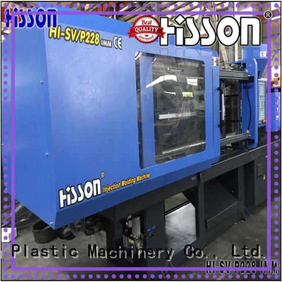Hisson pvc pet injection moulding machine price wholesale in industrial
