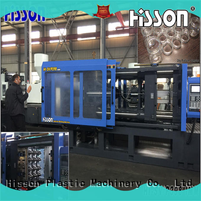 3980Kn PET injection molding machine for 5 gallon 750g preform