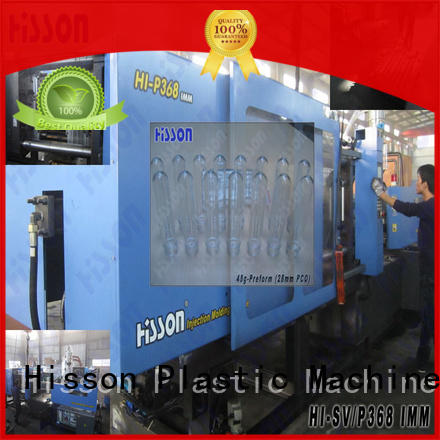 pco plastic injection molding machine brands supplier for bottle