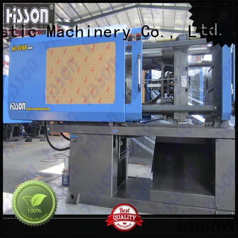 Hisson injection moulding machine price price bumper