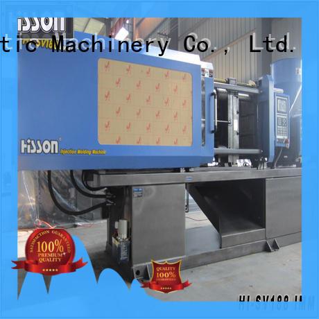 Hisson plastic top 10 injection molding machine manufacturers customization china