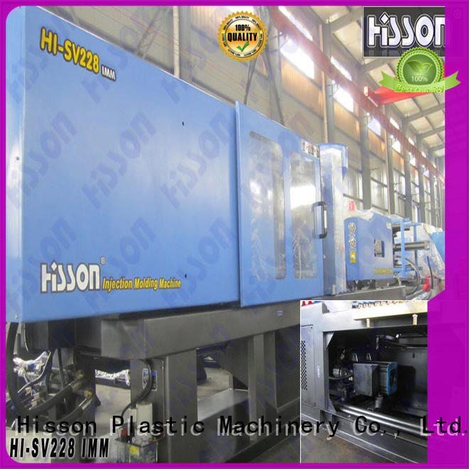 Hisson plastic machine factory bumper