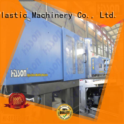 Hisson electric injection molding machine factory china