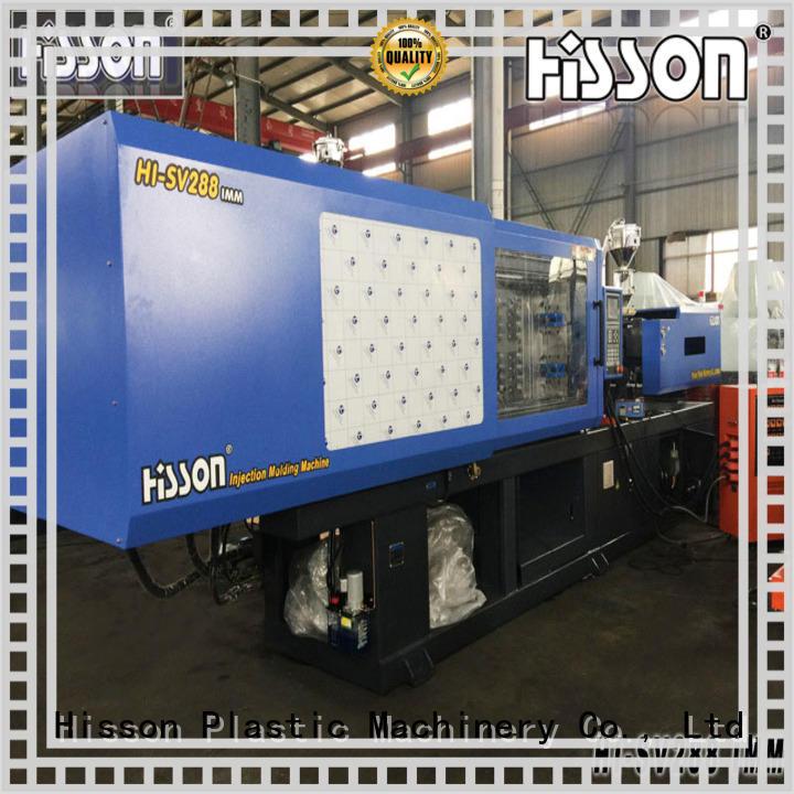 Hisson electric injection molding machine customization car