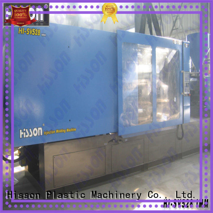 Hisson pvc injection molding machine makers factory china