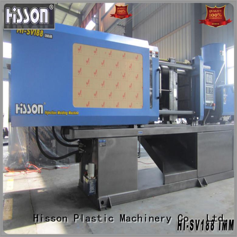 Hisson plastic machine price car