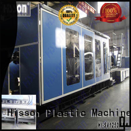 Hisson automatic what is injection moulding machine price bumper