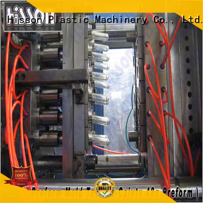 Hisson plastic mold manufacturers in industrial