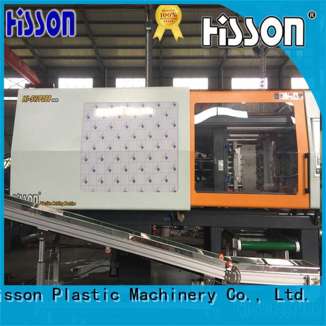 Hisson plastic injection moulding machine suppliers wholesale for bottle