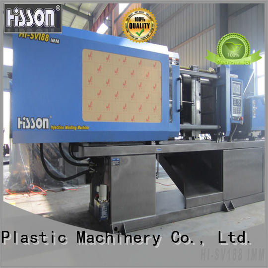 Hisson injection moulding machine design customization bumper