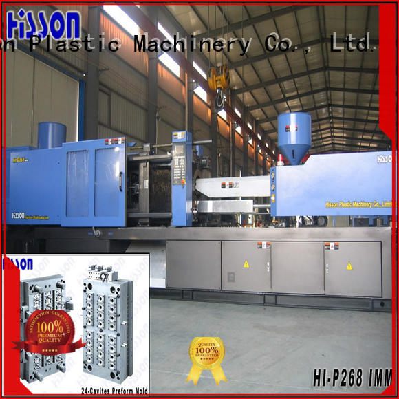 Hisson bottle pet injection moulding machine jar in industrial