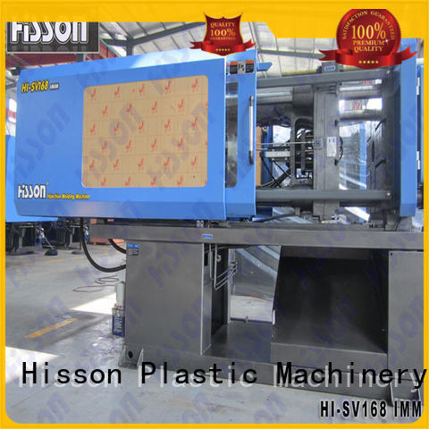 Hisson servo injection molding machine customization china