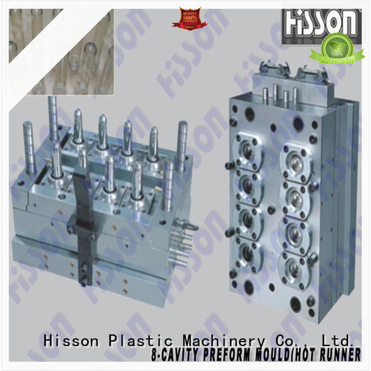 Hisson plastic mould design factory