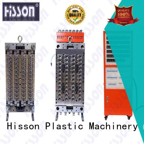 Hisson mouth multi cavities PET preform mold design factory