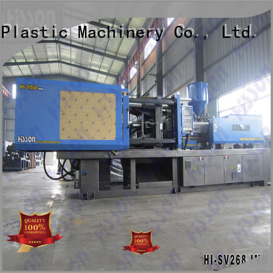 Hisson injection moulding machine price customization household
