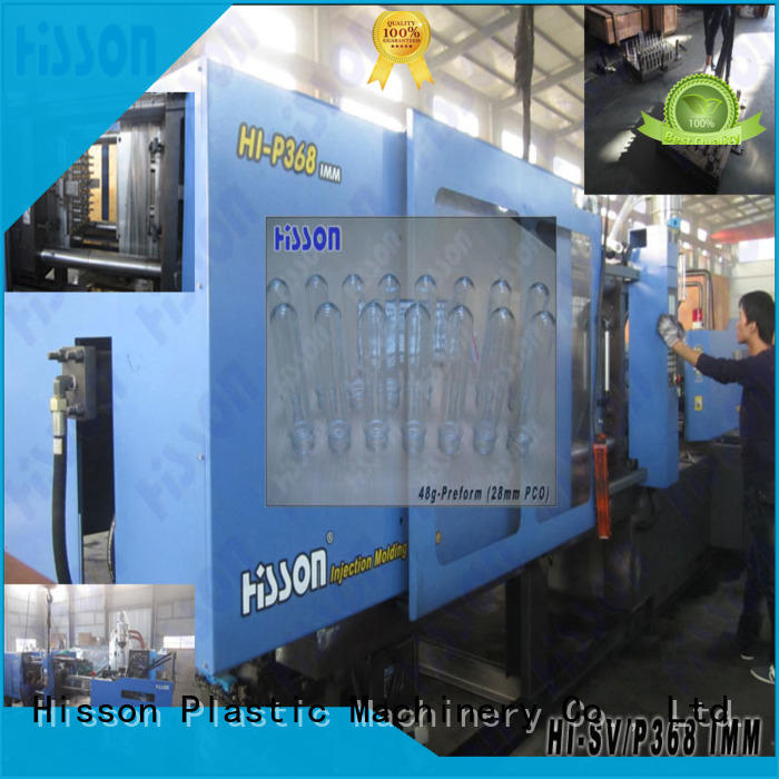 3680Kn PET injection molding machine for wide mouth jar preform
