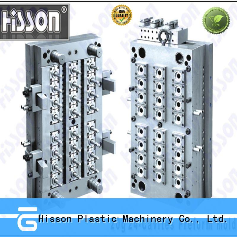 Hisson preform mould company factory