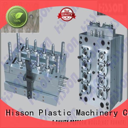Hisson plastic mould manufacturers for bottle
