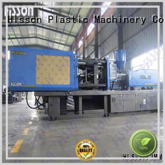 Hisson motor moulding plastic machine bumper