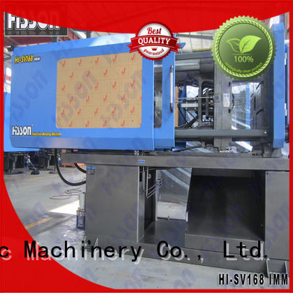 Hisson pe injection moulding machine design china