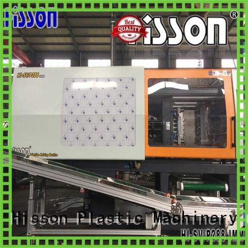 Hisson plastic injection molding machine sale wide for bottle