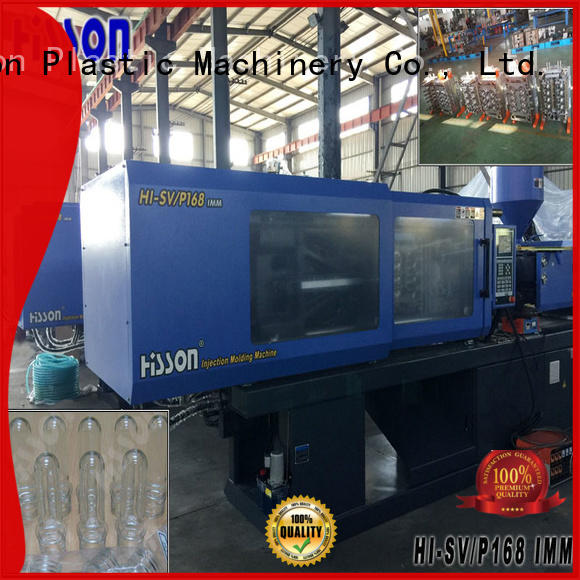 Hisson horizontal injection moulding machine supplier factory