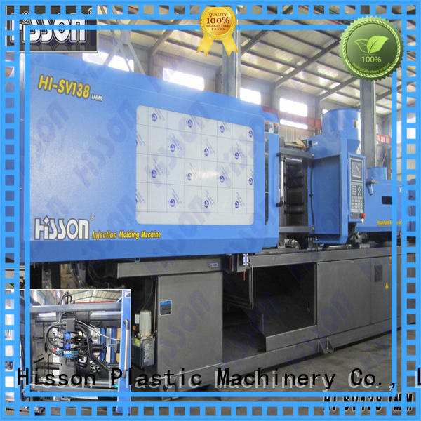 injection moulding machine price bumper Hisson