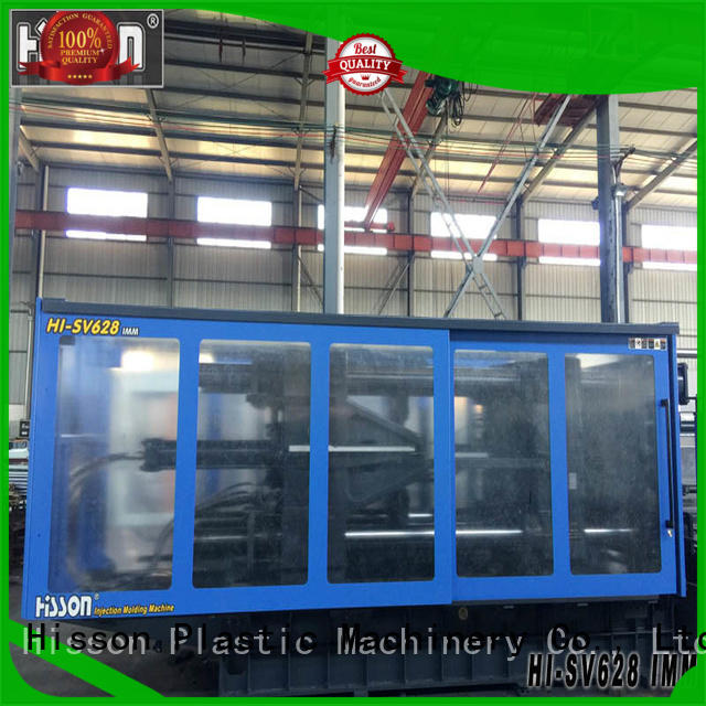 Hisson injection molding machine price bumper