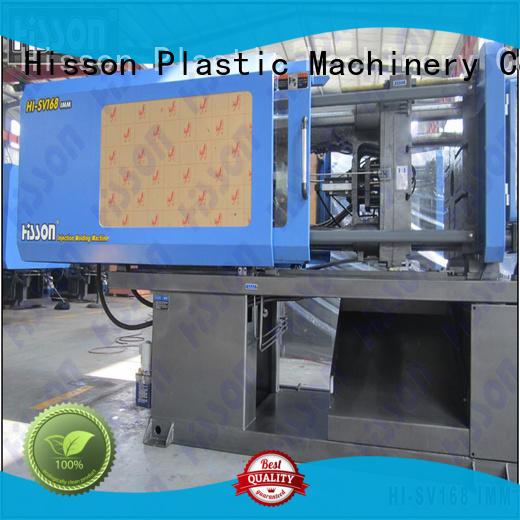 Hisson servo injection molding machine price car