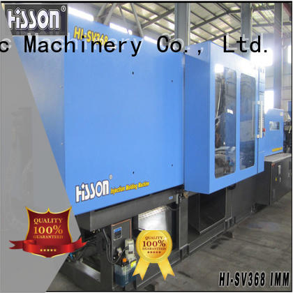 plastic servo motor system injection molding machine factory car
