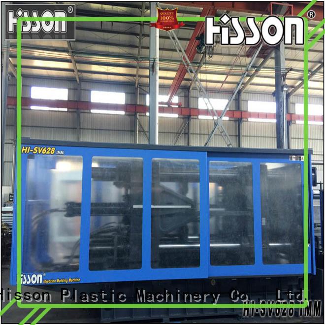 Hisson plastic machine price china