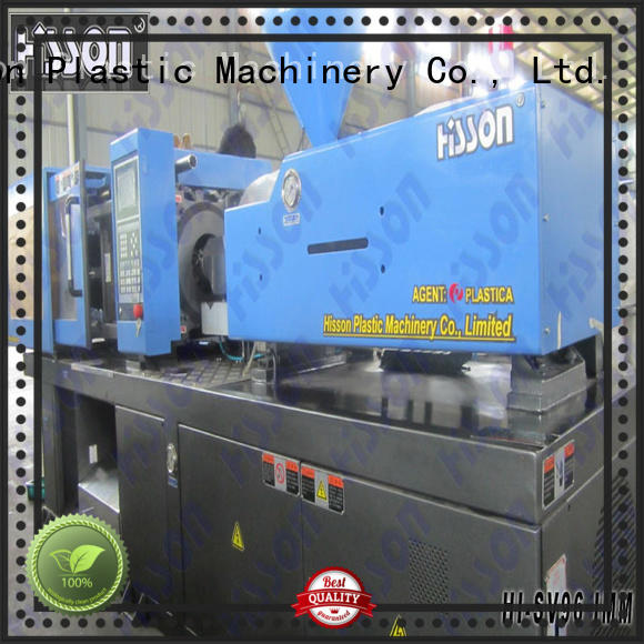 Hisson injection moulding machine for preforms price china