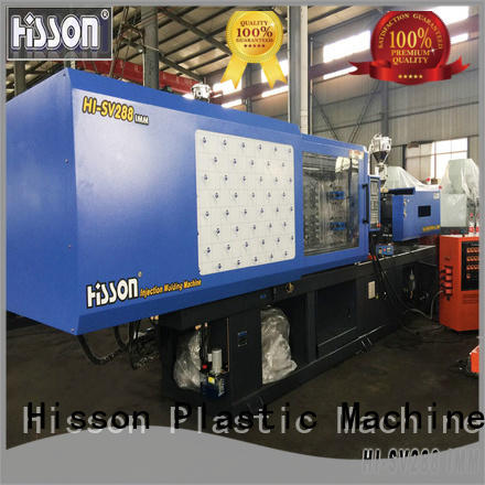 Hisson injection molding machine brands customization car