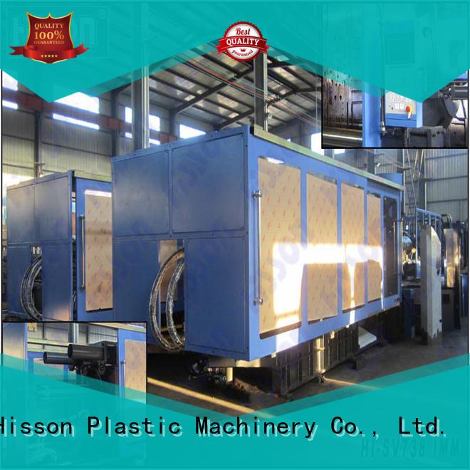 Hisson toys servo motor system injection molding machine price bumper
