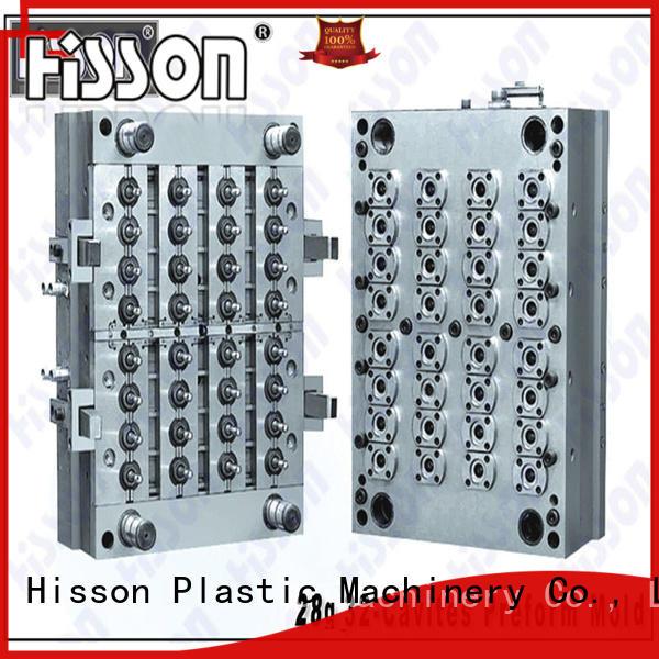 Hisson gate pet preform mould design for bottle