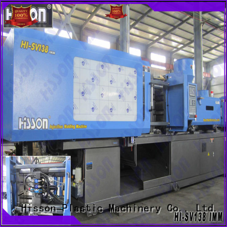 Hisson pe top 10 injection molding machine manufacturers price bumper